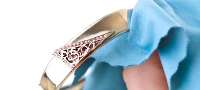 tips på att rengöra och putsa silver